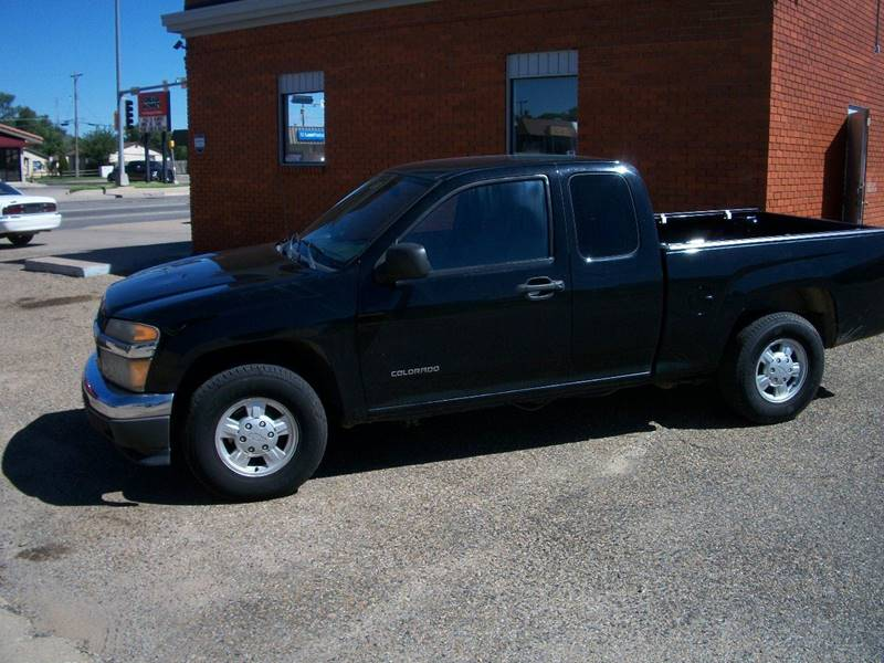 2005 Chevrolet Colorado for sale at W & W MOTORS in Clovis NM
