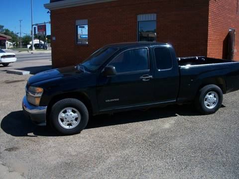 2005 Chevrolet Colorado for sale at W & W MOTORS in Clovis NM