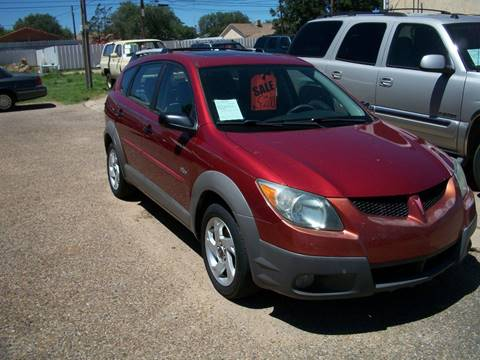 2003 Pontiac Vibe for sale in Clovis, NM