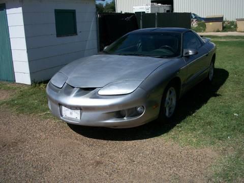 1999 Pontiac Firebird for sale at W & W MOTORS in Clovis NM