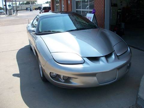 1999 Pontiac Firebird for sale at W & W MOTORS in Clovis NM