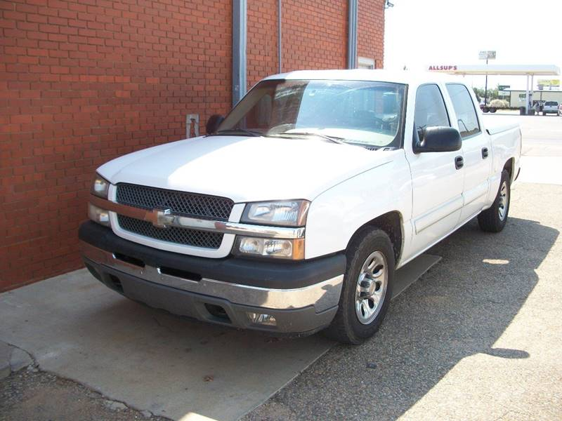 2005 Chevrolet Silverado 1500 for sale at W & W MOTORS in Clovis NM