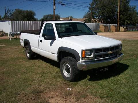 1999 Chevrolet C/K 2500 Series for sale in Clovis, NM