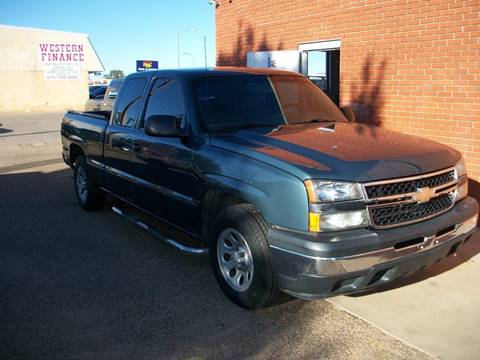 2006 Chevrolet Silverado 1500 for sale in Clovis, NM