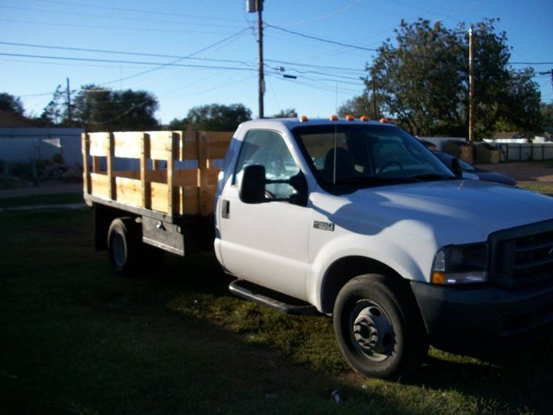 2003 Ford F-350 for sale at W & W MOTORS in Clovis NM