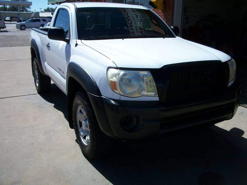2008 Toyota Tacoma for sale at W & W MOTORS in Clovis NM