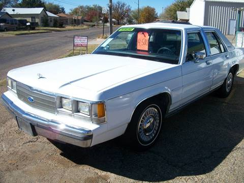 Ford ltd for sale carsforsale 1991 ford ltd crown victoria for sale in clovis nm sciox Gallery