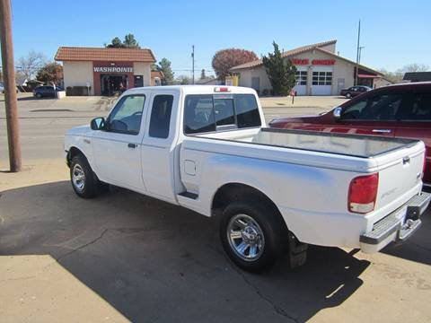 2000 Ford Ranger for sale in Clovis, NM