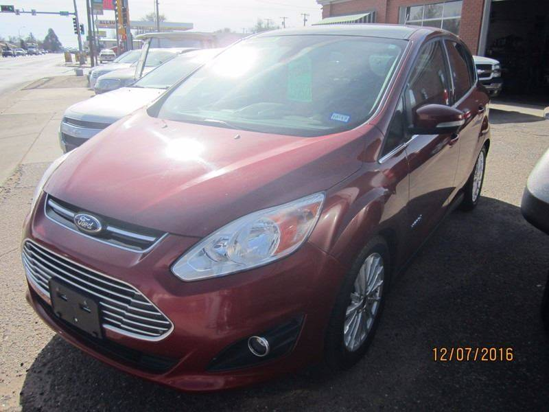 2013 Ford C-MAX Hybrid for sale at W & W MOTORS in Clovis NM
