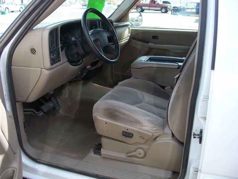 2003 Chevrolet Silverado 1500HD for sale at W & W MOTORS in Clovis NM
