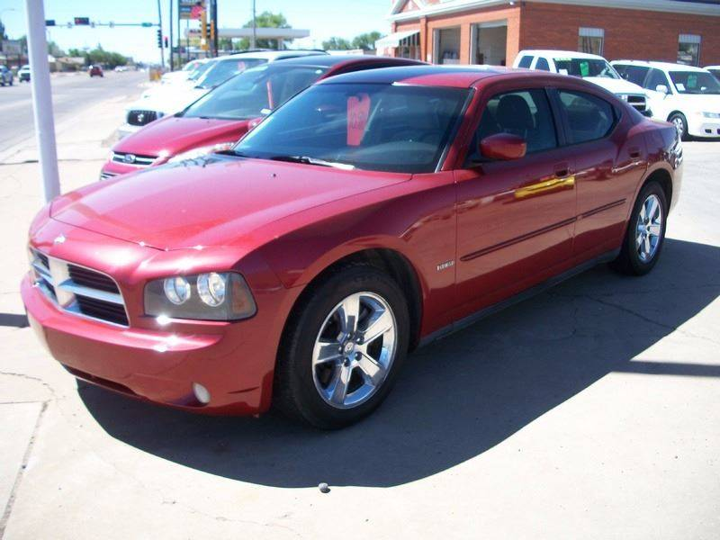 2007 Dodge Charger for sale at W & W MOTORS in Clovis NM
