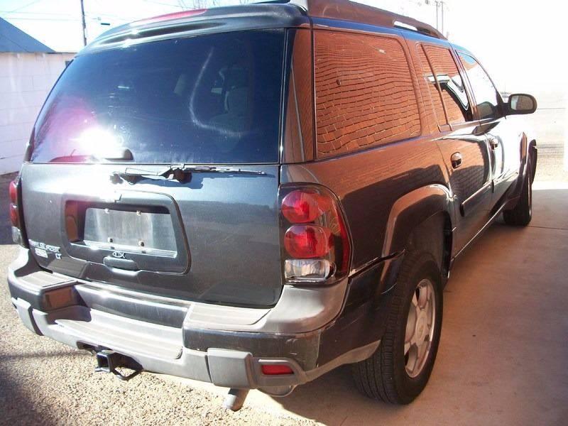 2005 Chevrolet TrailBlazer for sale at W & W MOTORS in Clovis NM