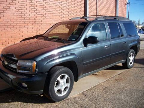 2005 Chevrolet TrailBlazer for sale at W & W MOTORS in Clovis NM