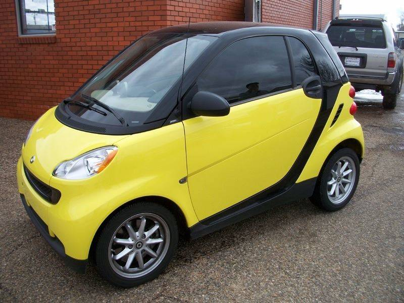 2008 Smart fortwo for sale at W & W MOTORS in Clovis NM