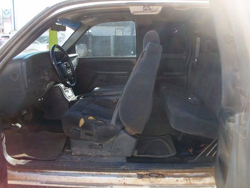 2002 Chevrolet Silverado 1500 for sale at W & W MOTORS in Clovis NM