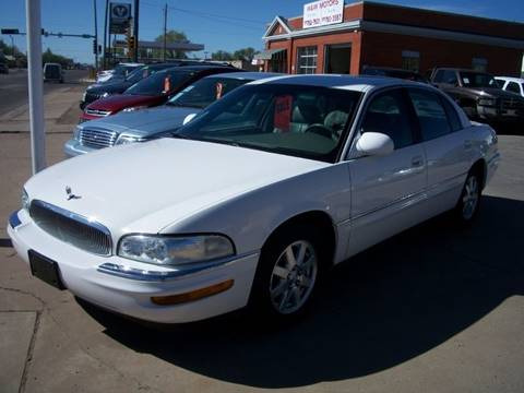 2004 Buick Park Avenue for sale at W & W MOTORS in Clovis NM
