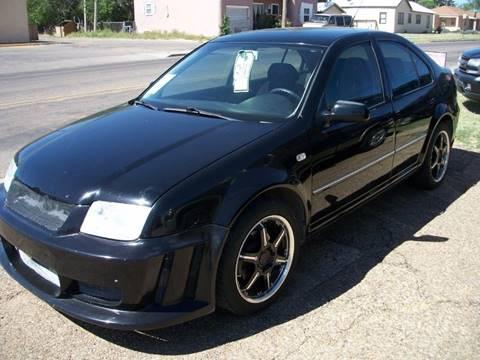 2004 Volkswagen Jetta for sale at W & W MOTORS in Clovis NM