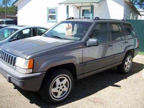 1994 Jeep Grand Cherokee for sale at W & W MOTORS in Clovis NM