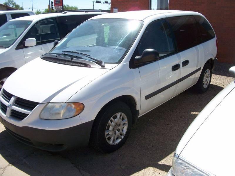 2005 Dodge Grand Caravan for sale at W & W MOTORS in Clovis NM