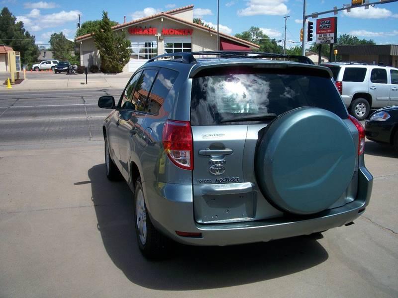 2006 Toyota RAV4 for sale at W & W MOTORS in Clovis NM