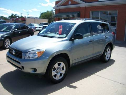 2006 Toyota RAV4 for sale at W & W MOTORS in Clovis NM