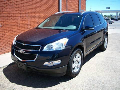 2011 Chevrolet Traverse for sale at W & W MOTORS in Clovis NM