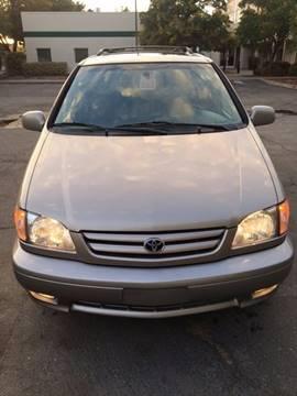 2002 Toyota Sienna for sale in Sacramento CA