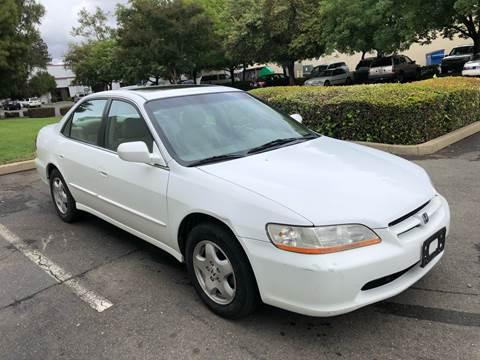 2000 Honda Accord for sale in Sacramento, CA