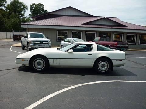 1987 Chevrolet Corvette for sale in Bellevue, IL