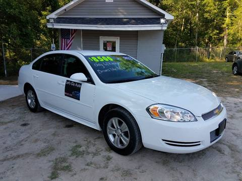 2013 Chevrolet Impala for sale in Florence, SC
