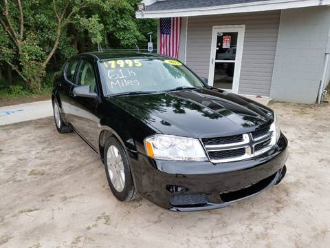 2013 Dodge Avenger for sale in Florence, SC
