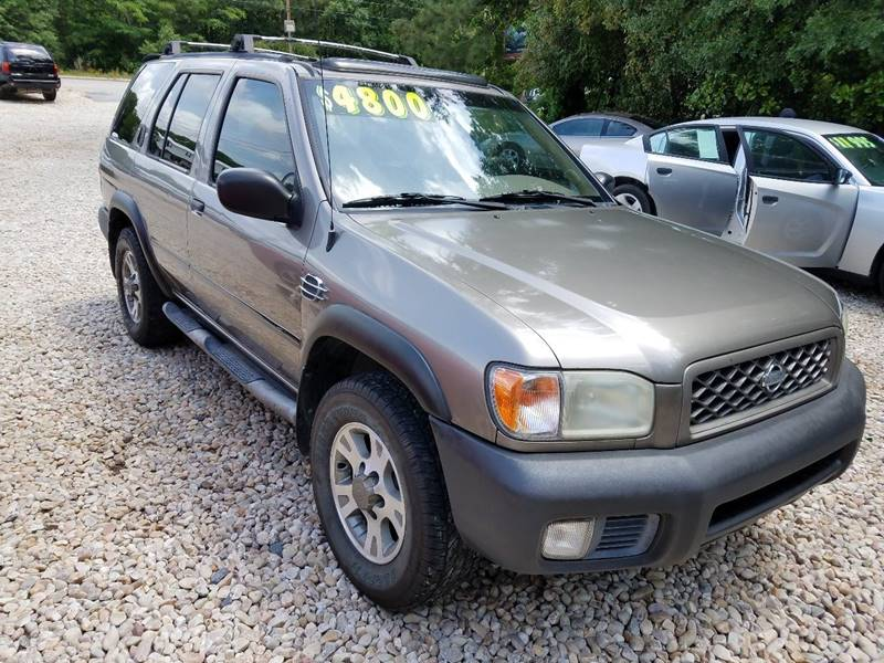 2001 Nissan Pathfinder For Sale At Letu0027s Go Auto In Florence SC