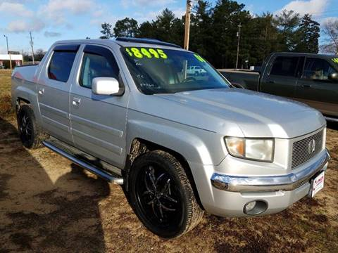 2006 Honda Ridgeline for sale in Florence, SC