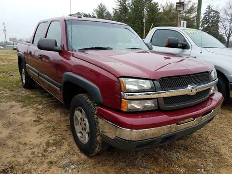 2005 Chevrolet Silverado 1500 for sale in Florence, SC
