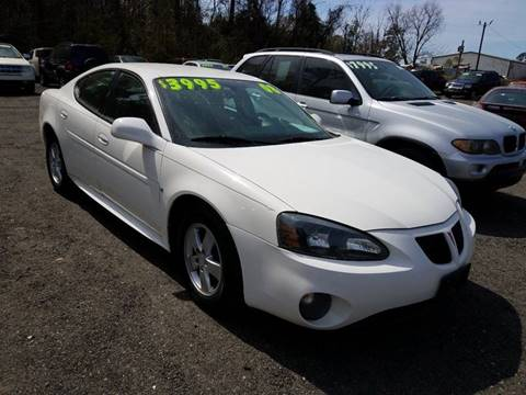2008 Pontiac Grand Prix for sale in Florence, SC