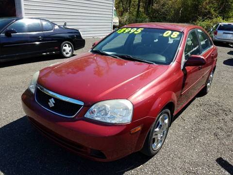 2008 Suzuki Forenza for sale in Florence, SC