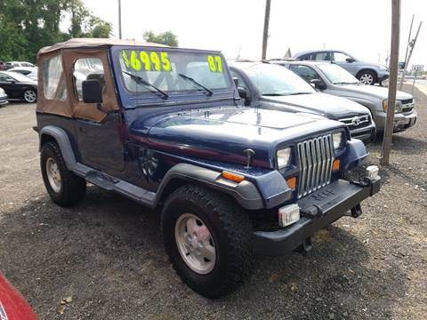 1987 Jeep Wrangler for sale in Florence, SC