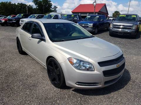 2009 Chevrolet Malibu for sale in Florence, SC