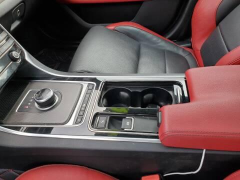 2017 Jaguar XF