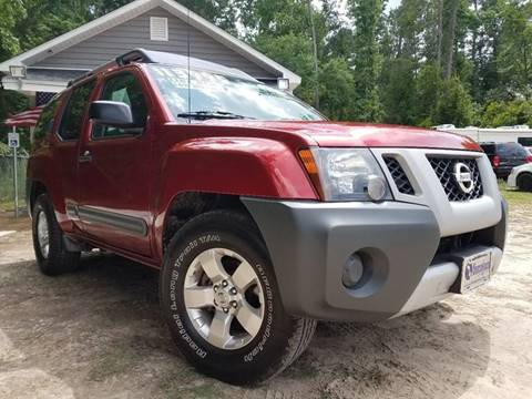 2013 Nissan Xterra for sale in Florence, SC