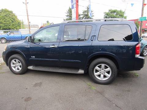 2008 Nissan Armada for sale in Portland, OR