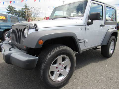 2010 Jeep Wrangler for sale in Portland, OR