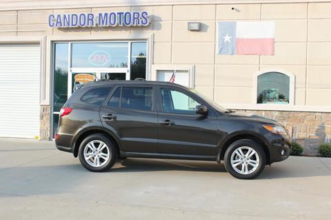 2011 Hyundai Santa Fe for sale in Mckinney, TX