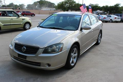 2006 Nissan Altima for sale in Mckinney, TX