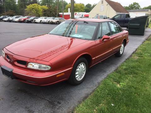 1999 Oldsmobile Eighty-Eight for sale in Canton, OH