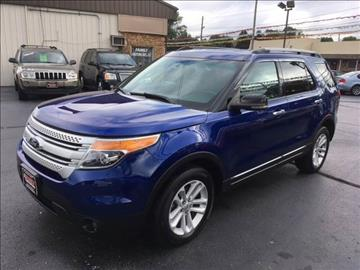 2013 Ford Explorer for sale in Canton, OH