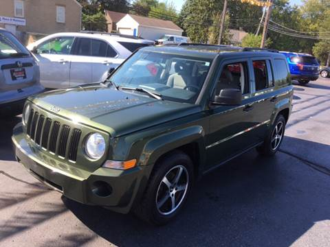 2007 Jeep Patriot for sale in Canton, OH