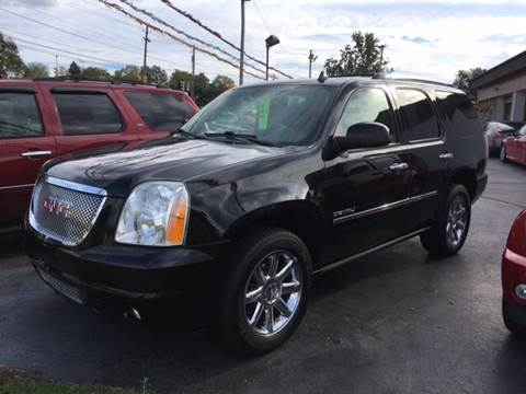2010 GMC Yukon for sale in Canton, OH