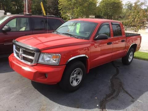 2008 Dodge Dakota for sale in Canton, OH
