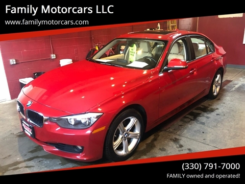 2013 BMW 3 Series for sale in Canton, OH